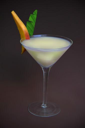 Monkey Mango - Pour Mes Amis - Cocktail Inspiration