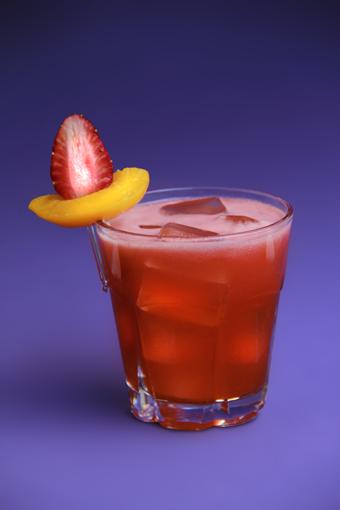 Vermilion - Pour Mes Amis - Cocktail Inspiration
